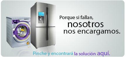 Reparación de refrigeradores - Servicio Técnico refrigeradores
